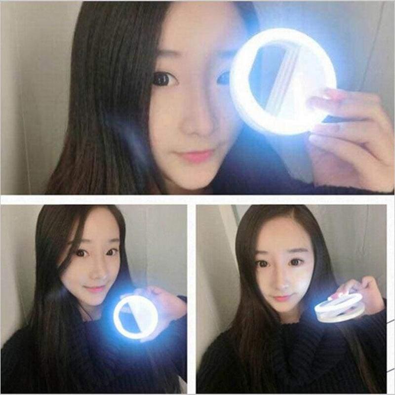 Selfie Light - Mobile Phone Lenses