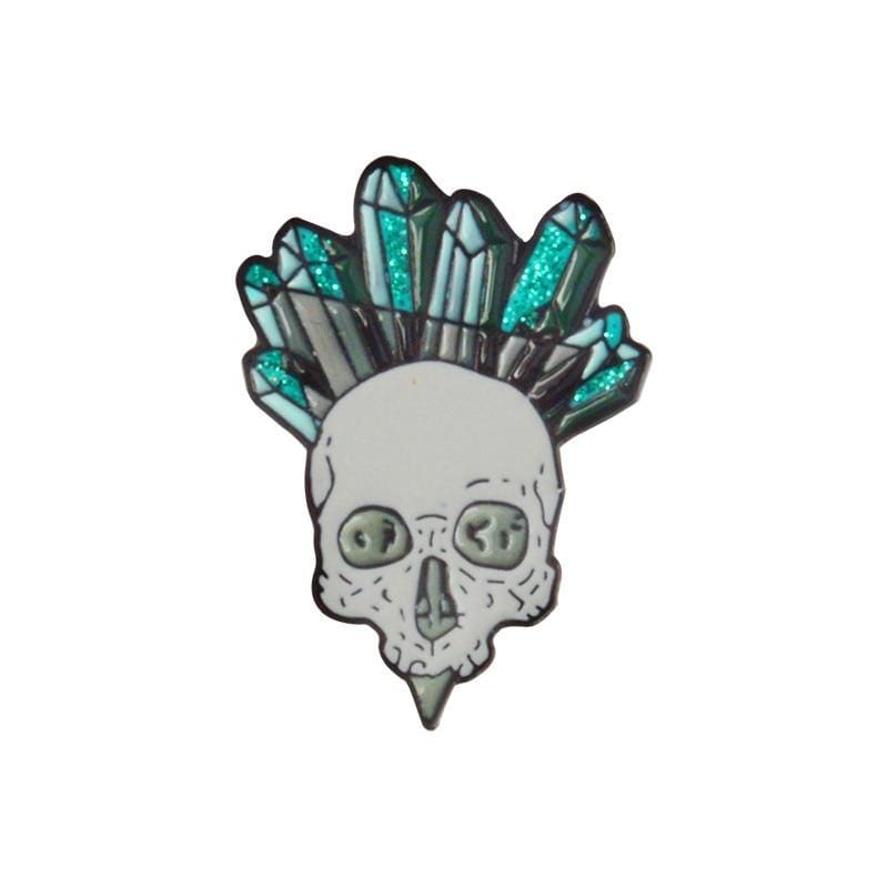 Skeleton Pin Brooches - style10 - Brooches