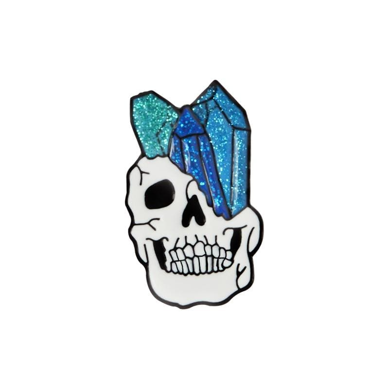 Skeleton Pin Brooches - style11 - Brooches
