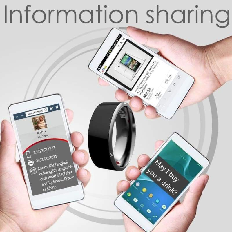 Smart Bluetooth Ring Just For You - Smart Gadget