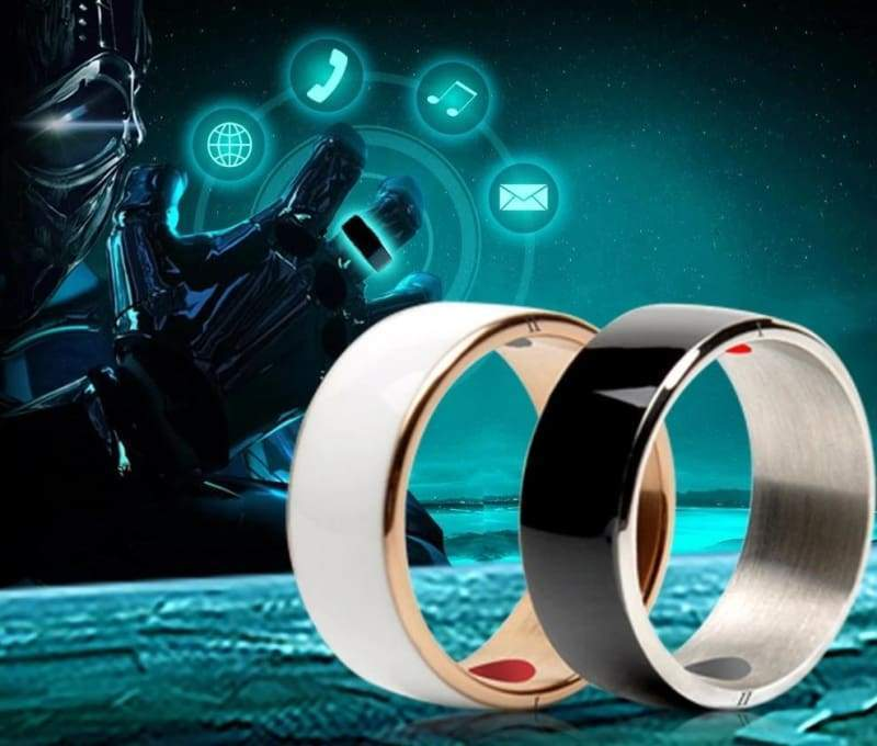 Smart Bluetooth Ring Just For You - size 11 / R3 - Smart Gadget