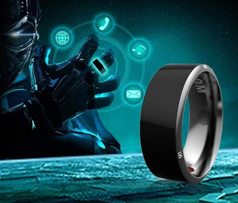 Smart Bluetooth Ring Just For You - size 7 / R3 - Smart Gadget