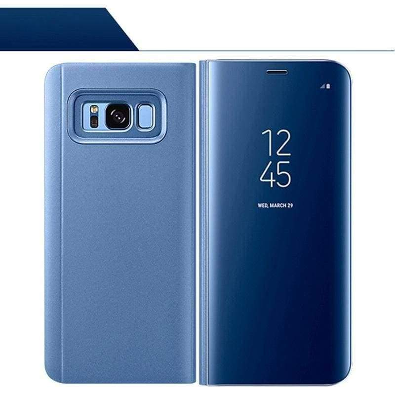Smart Chip Case Flip Cover Samsung Smart Phone Just For You - Blue / For S7 Edge - Flip Cases