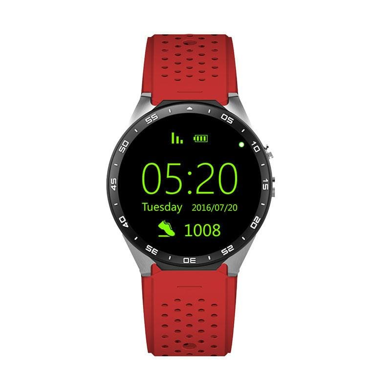 Smart Watch - Red - Smart Watches