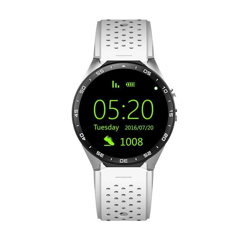 Smart Watch - White - Smart Watches