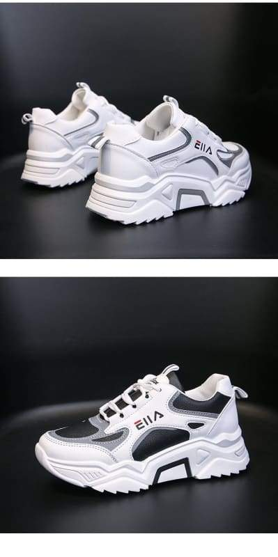 Sneakers Women Breathable Mesh Casual Shoes - Sneakers shoes