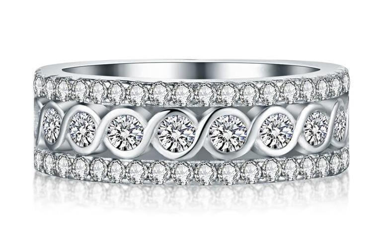 Stunning Eternity Ring - Engagement Rings