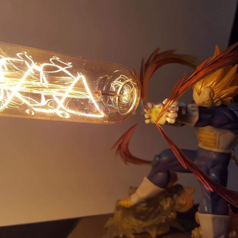 Super Led Light Vegeta Lamp - LED Night Lights