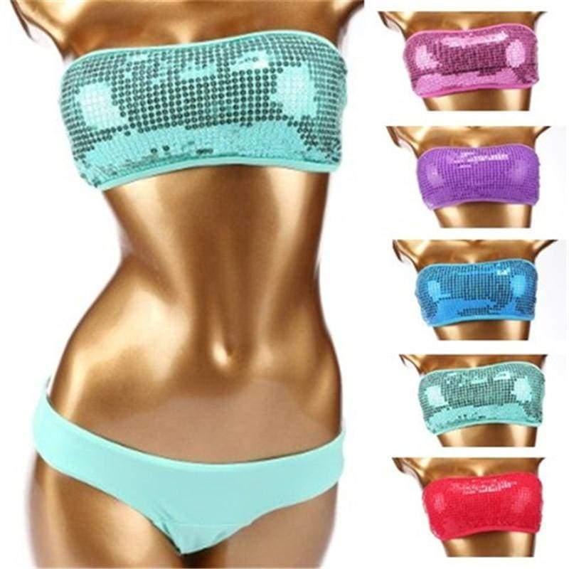 Swimsuit Bikini Beach Push Up !!! - Bikinis Set