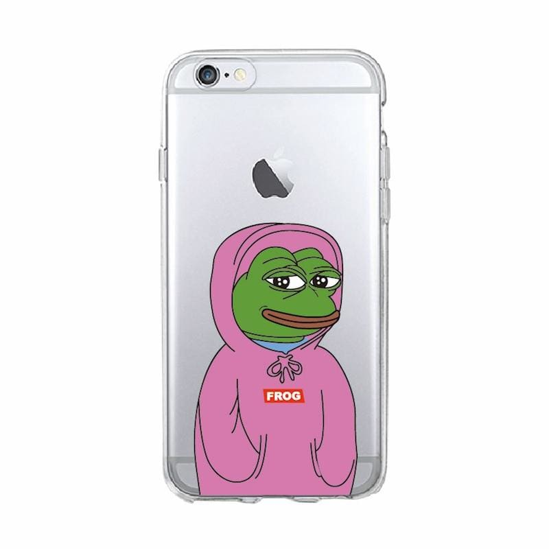 The frog phone cases - 1 / For iPhone 5 5S SE - Fitted Cases