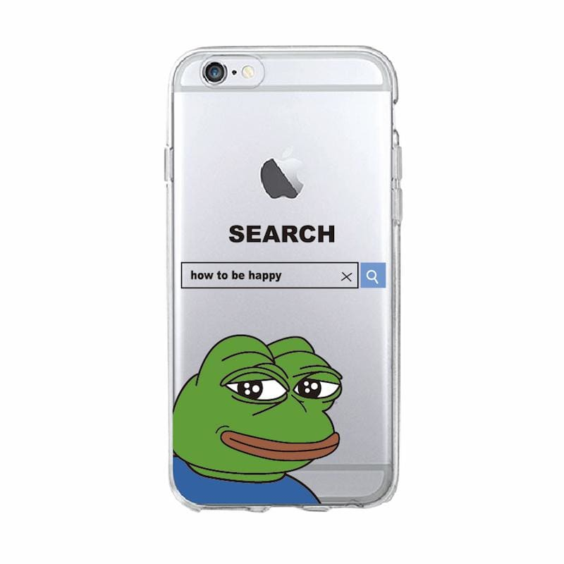 The frog phone cases - 2 / For iPhone 5 5S SE - Fitted Cases