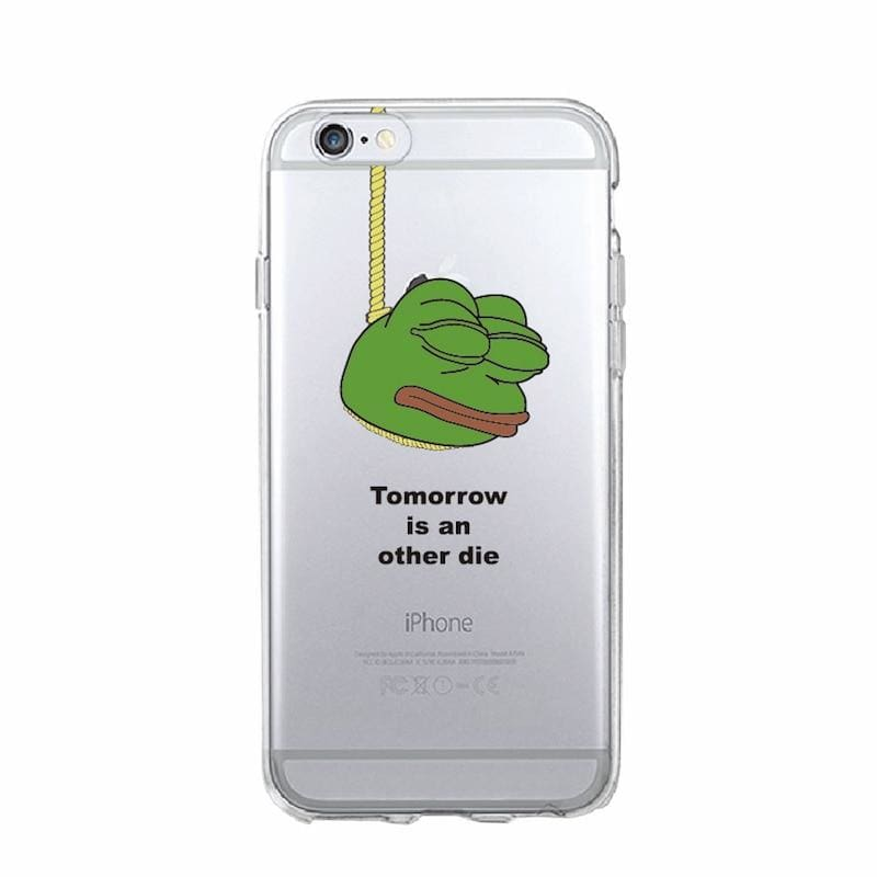 The frog phone cases - 3 / For iPhone 5 5S SE - Fitted Cases
