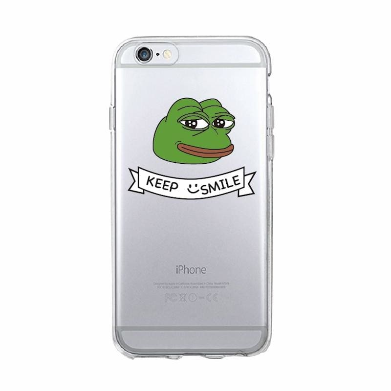 The frog phone cases - 4 / For iPhone 5 5S SE - Fitted Cases
