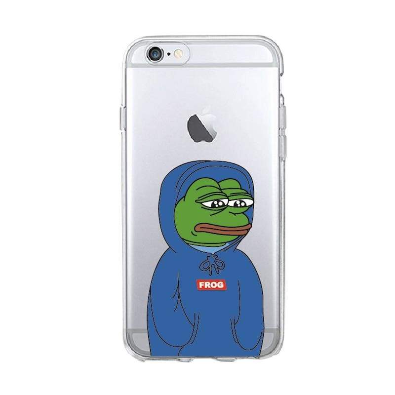 The frog phone cases - 5 / For iPhone 5 5S SE - Fitted Cases