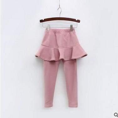 Toddler skirted leggings - Pants