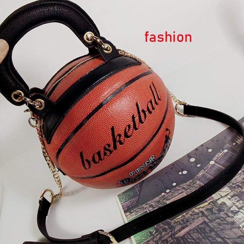 Tote Basketball Bag Just For You - Crossbody Bags