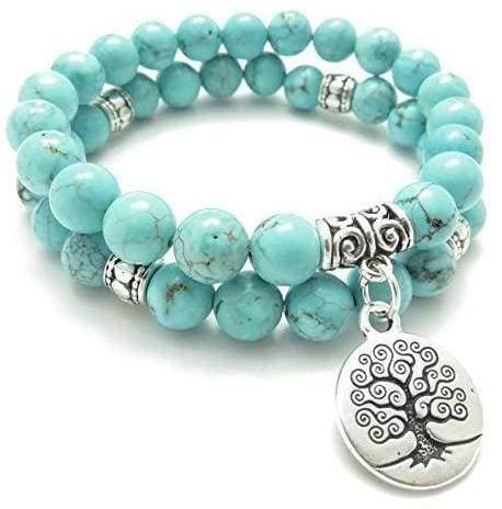 Tree of life bracelet - Strand Bracelets