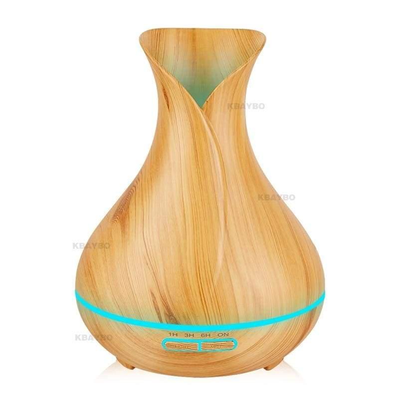 Ultrasonic Mist Humidifier - light wood / AU - room humidifier