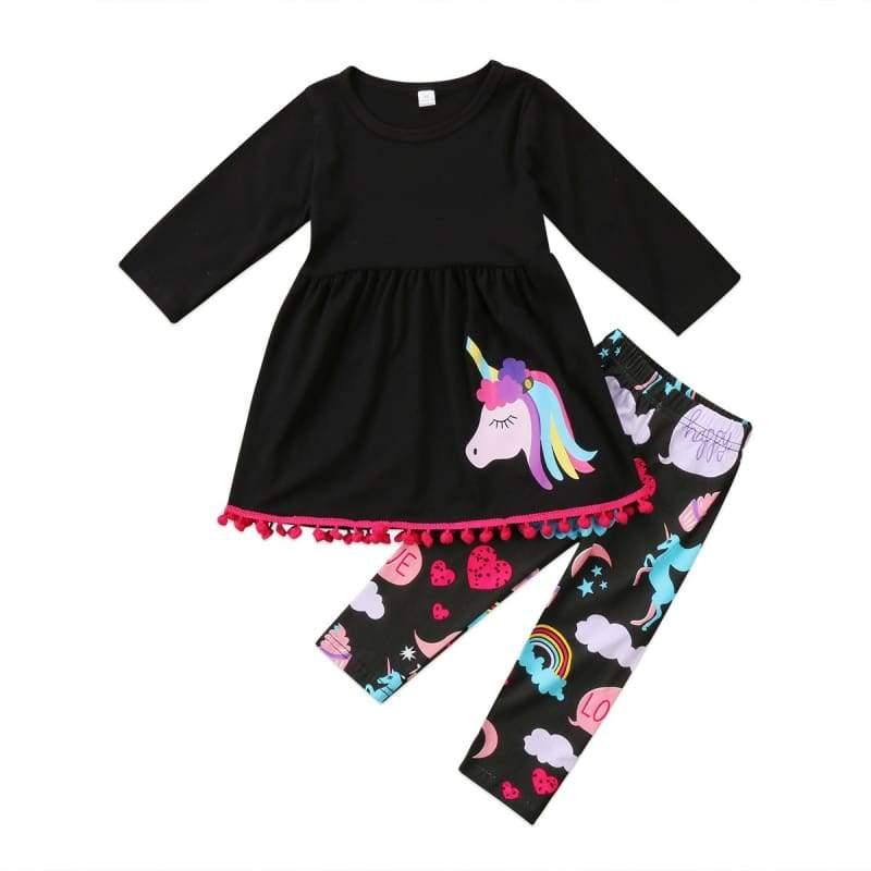 Unicorn Set For Girls - Clothing Sets