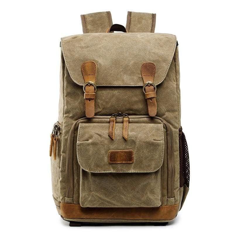 Vintage Photography Waterproof Backpacks For Work - Camera/Video Bags