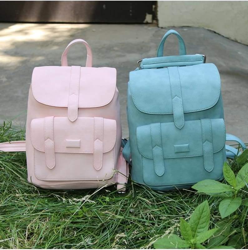 Vintage Women Backpacks - Backpacks