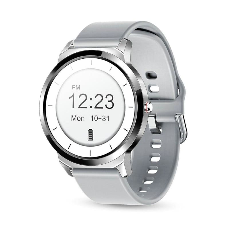 Waterproof Smart Watch Just For You - Silicone White - Smart Watches1