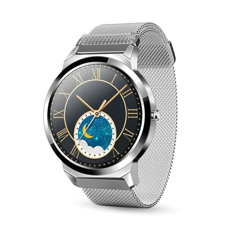 Waterproof Smart Watch Just For You - Silver - Smart Watches1