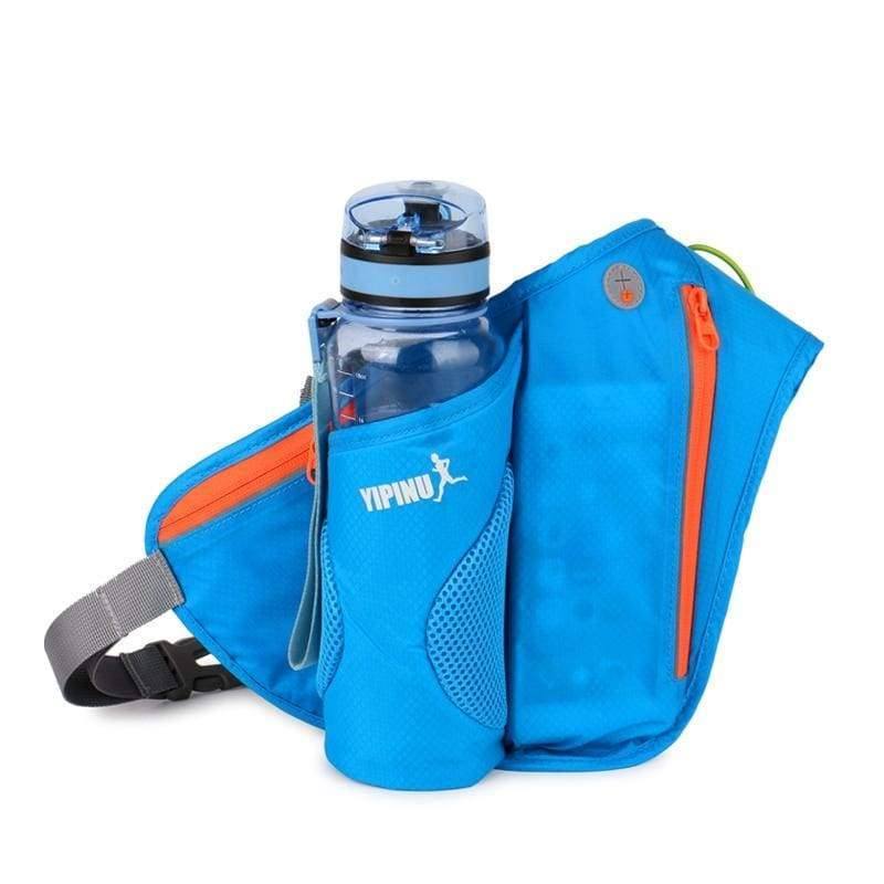 Water waist pack for outdoor sport - Blue - Running Bags