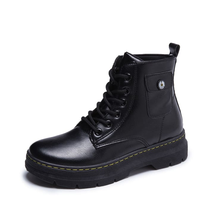 Women Boots Genuine Leather shoes - 35G - Women Boots