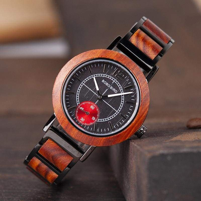 Wooden Watches for Lovers - Men and Women - Watches
