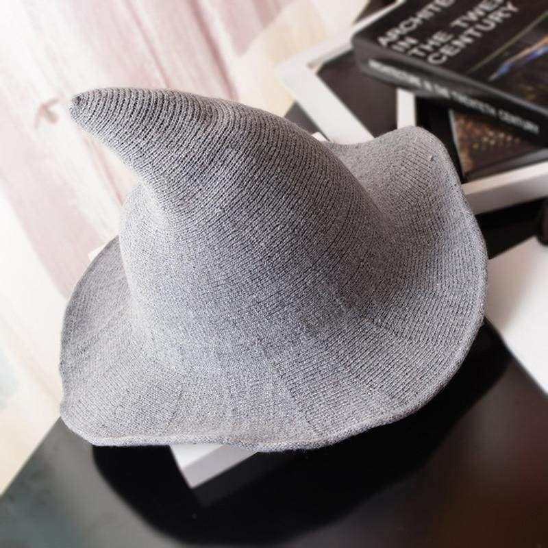 Wool Pointy Witch Hat - Party Hats