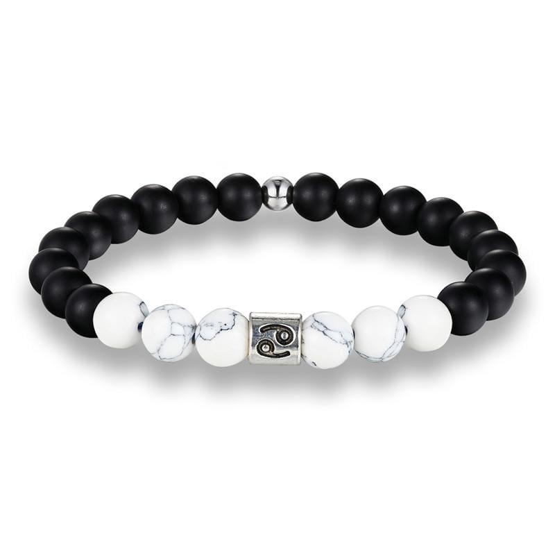 Zodiac Beaded Bracelets - Cancer - Charm Bracelets