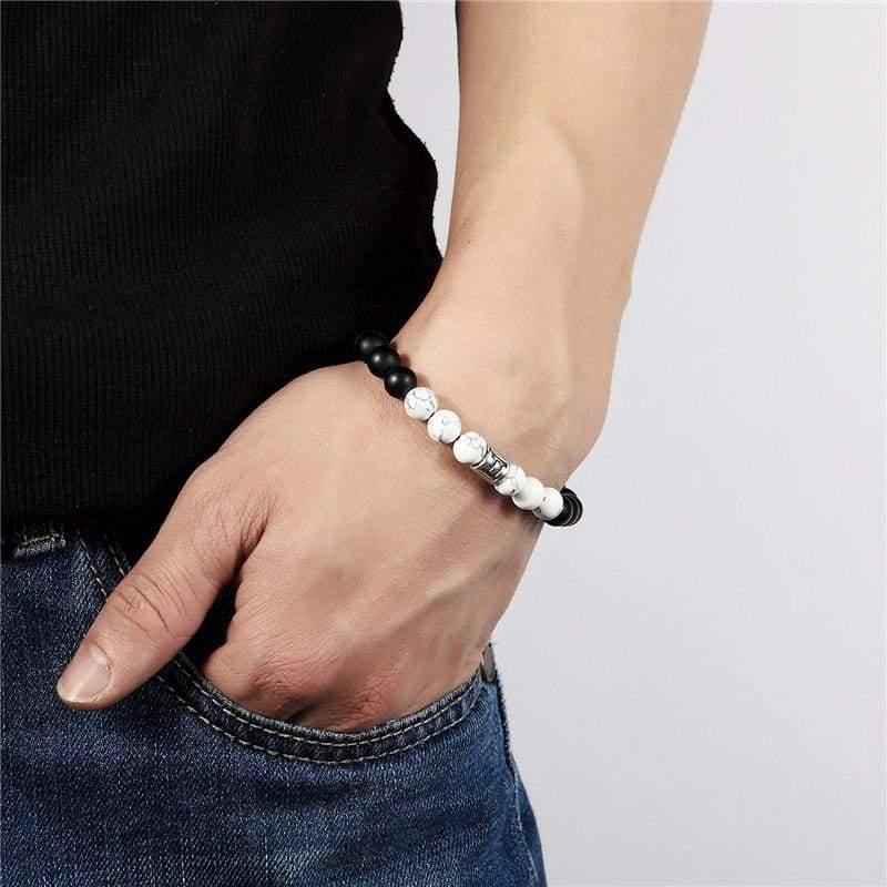 Zodiac Beaded Bracelets - Charm Bracelets