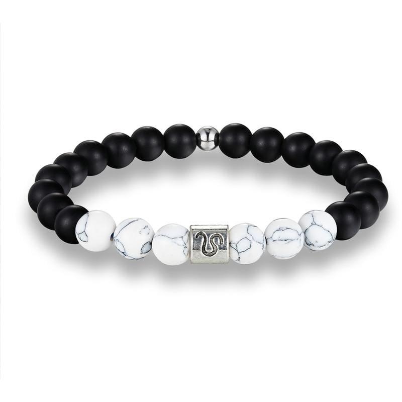 Zodiac Beaded Bracelets - Leo - Charm Bracelets