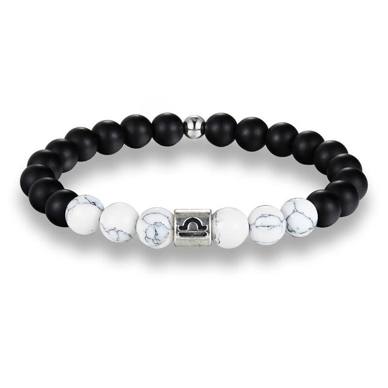 Zodiac Beaded Bracelets - Libra - Charm Bracelets