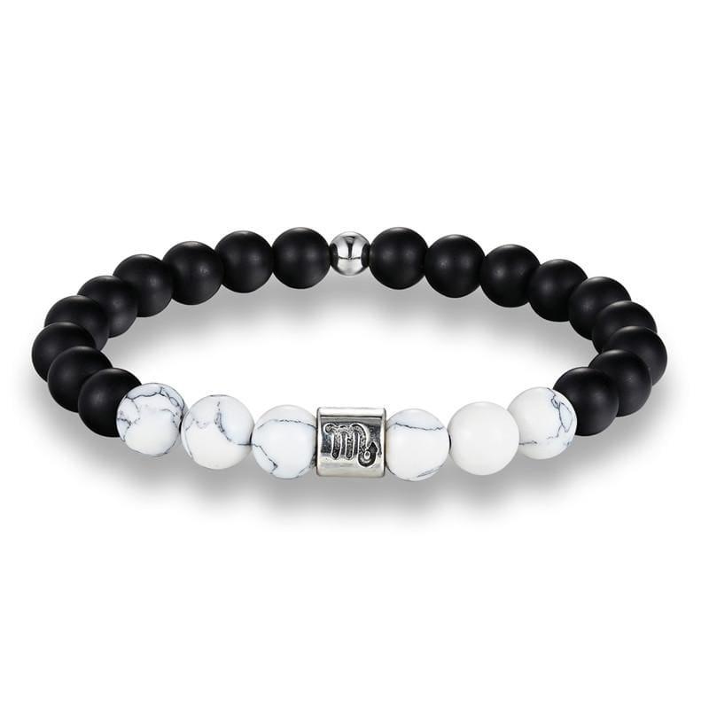 Zodiac Beaded Bracelets - Scorpio - Charm Bracelets