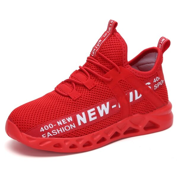 Kids Sneakers Lightweight Casual Breathable Shoes New Mesh Kids Sneakers Lightweight Children Shoes Casual Breathable Shoes Non-slip Sneakers